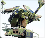 CARC Coated Missile Radar