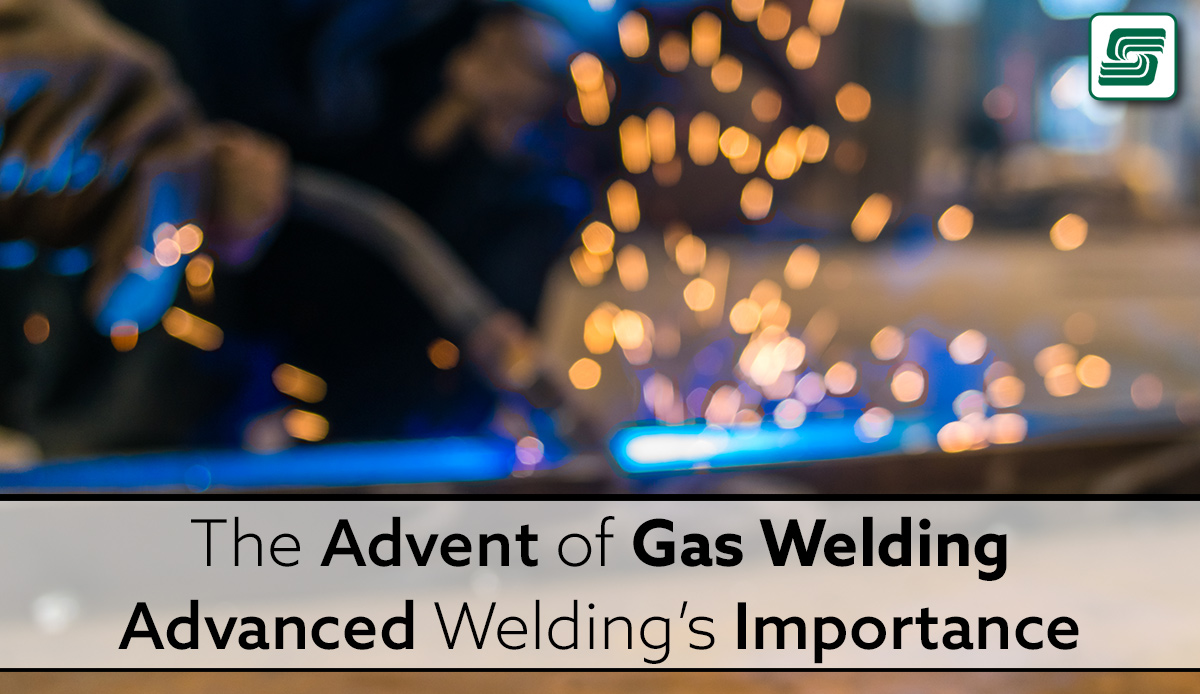 Advent of Gas Welding