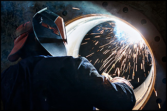 Skilled Manual Welding