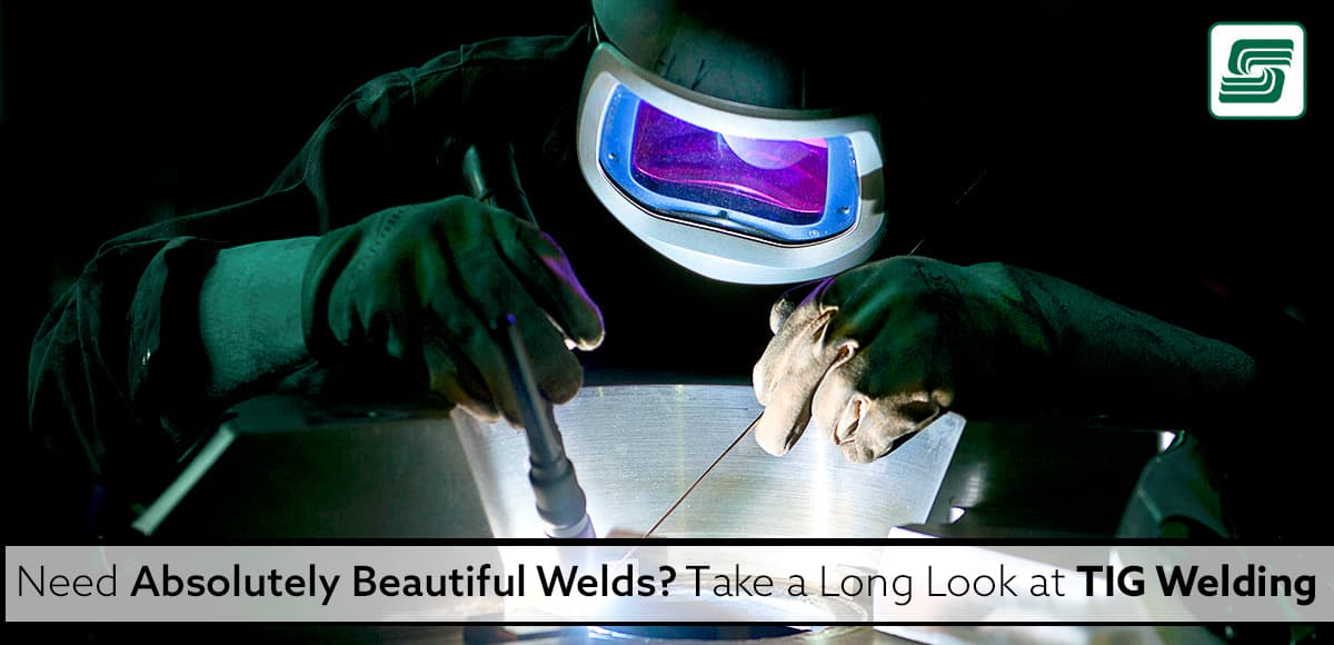 Need a Beautiful Weld? Consider TIG Welding