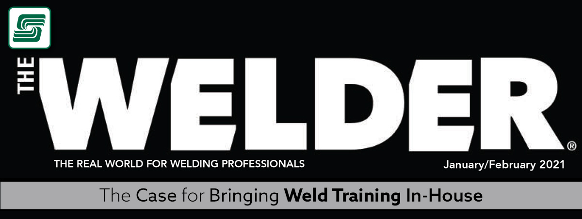 bringing weld training in-house