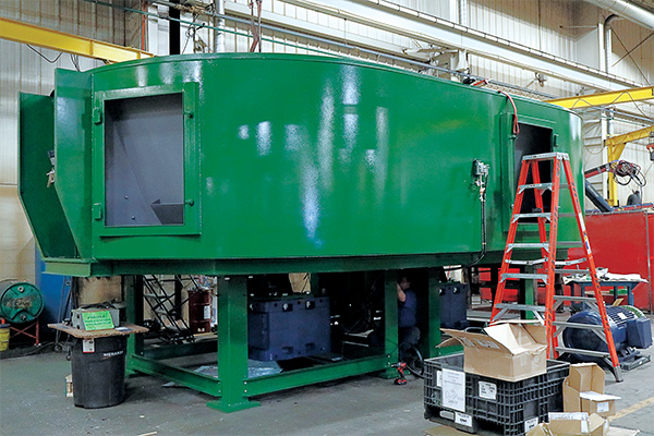 Schuette Metals Industrial Equipment Fabrication