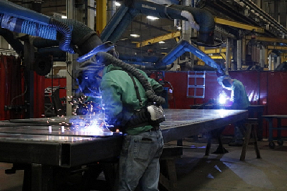 Welding the Schuette Way